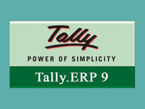 Tally ERP 9 Accounting